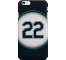 22 - Canó iPhone Case/Skin