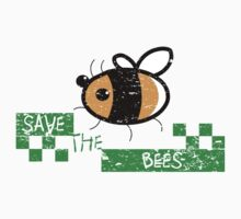 Save the Bees Kids Clothes
