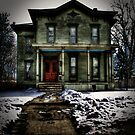 """House on Haunted Hill"" by raberry"