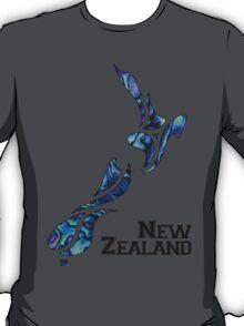 Fluid New Zealand T-Shirt