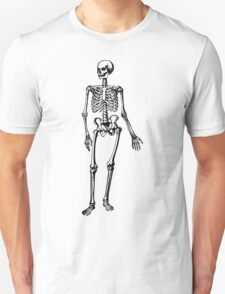 Skeleton Standing T-Shirt