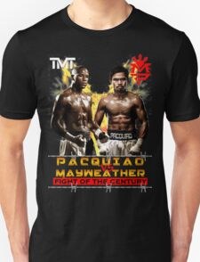 Flod mayweather Vs Many pacquiao Boxing T-Shirt
