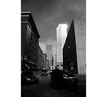 Sparkley Dallas Photographic Print