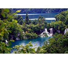 Plitvice Lakes, Croatia Photographic Print