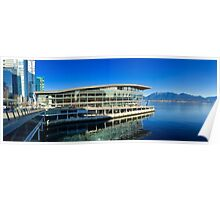 Vancouver Convention Centre Poster
