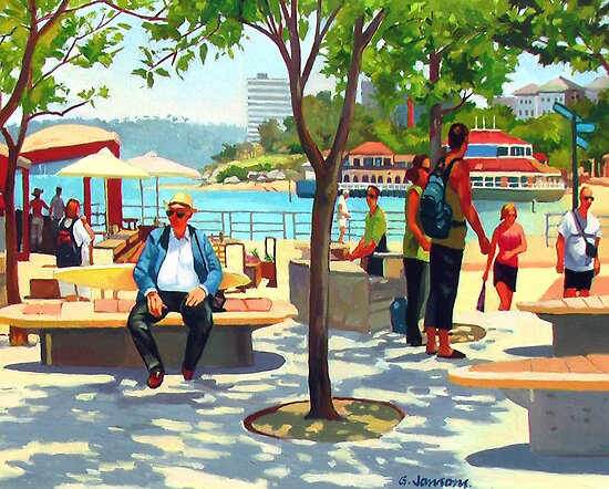 Manly Corso by Guntis Jansons
