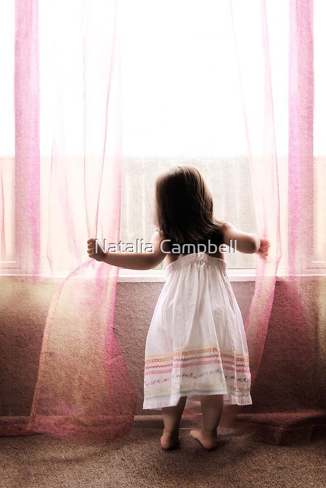 rain, rain, go away. . . by Natalia Campbell
