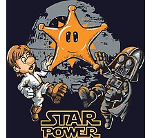 Star Power Photographic Print