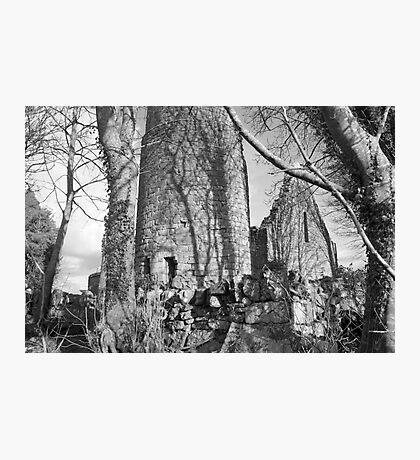 Dysert O Dea ruins (Clare) Photographic Print