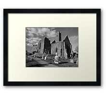 Quin Abbey (Clare) Framed Print