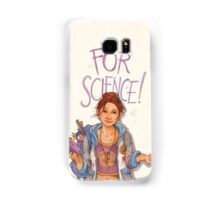 For Science! Samsung Galaxy Case/Skin
