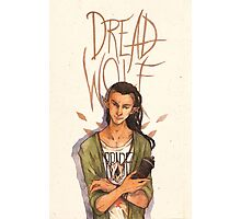 Dread Wolf Photographic Print