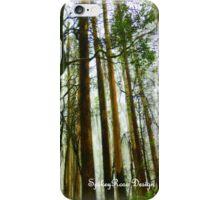 Misty Forest in Marysville, Victoria, Australia iPhone Case/Skin