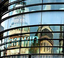 Reflections - London by Renee Hubbard Fine Art Photography