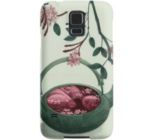 Ophelia in a teapot Samsung Galaxy Case/Skin