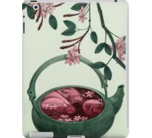 Ophelia in a teapot iPad Case/Skin