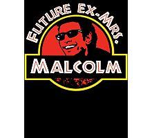 Future Ex-Mrs Malcolm Photographic Print