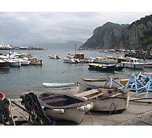 Capri, Italia Photographic Print