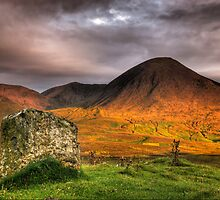 Standing Stone, Isle of Skye by Thomas Peter