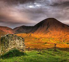 Standing Stone, Isle of Skye by Thomas Peter