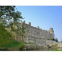 Warwick Castle Photographic Print