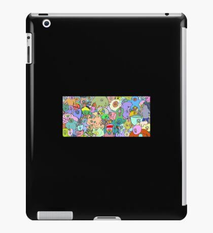 TEAM ADDICTIVE FACE iPad Case/Skin