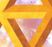 Triforce Paradox Sticker