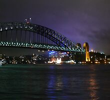 The Bridge by Night by Fiona Kersey