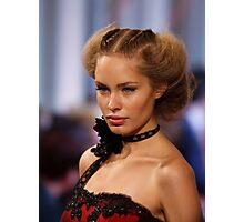 Melbourne Fashion Week Photographic Print