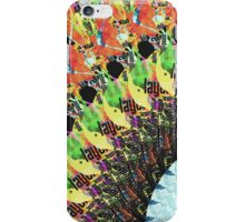 Abstract Collage of Colors 5 iPhone Case/Skin