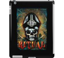 SKELETON - RITUAL iPad Case/Skin