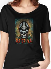 SKELETON - RITUAL Women's Relaxed Fit T-Shirt