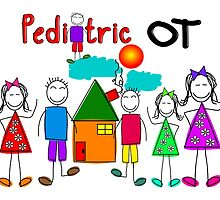 Pediatric Occupational Therapist Gifts by gailg1957