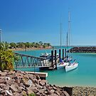 Cullen Bay, Darwin, Northern Territory, Australia by Adrian Paul