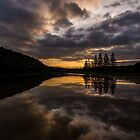 Port Campbell Creek Sunrise by Joel Bramley