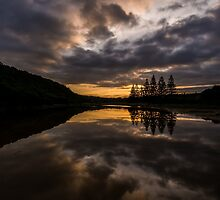 Port Campbell Creek Sunrise by Joel Bramley