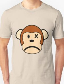 Sad Monkey T-Shirt