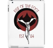Rise Of The Foot iPad Case/Skin