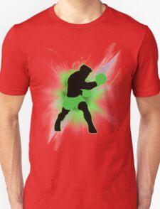 Super Smash Bros. Little Mac Silhouette Unisex T-Shirt