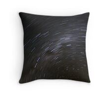 Far from the city lights Throw Pillow