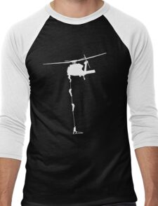 collecting the rent.... Men's Baseball ¾ T-Shirt