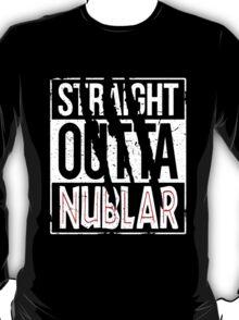 Straight Outta Nublar T-Shirt