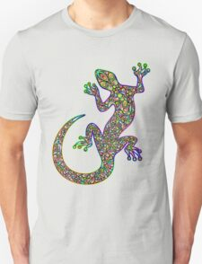 Psychedelic Lizard Gecko  Unisex T-Shirt