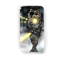 Electronic Rabbit Fighters [Digital Science-Fiction Drawing] Samsung Galaxy Case/Skin