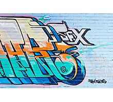 SYDNEY GRAFFITI 17 Photographic Print