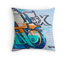 SYDNEY GRAFFITI 17 Throw Pillow