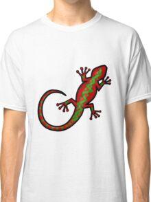 Aboriginal Gecko Lizard Classic T-Shirt