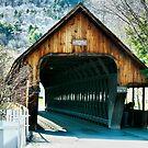 Middle Bridge by Deborah  Benoit