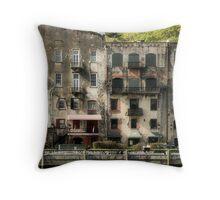 Savannah Riverfront Throw Pillow
