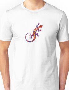 Lizard Gecko Aboriginal Unisex T-Shirt